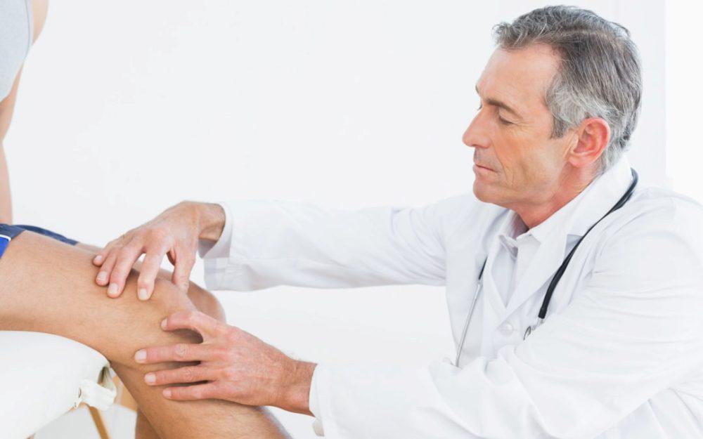 Полиартрит коленного сустава - диагностика