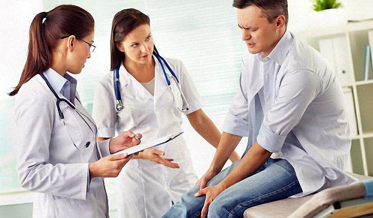 Полиартрит суставов - симптомы