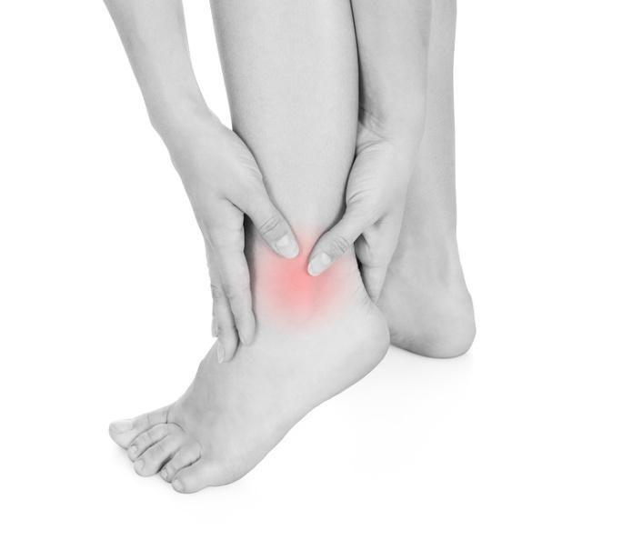 Артрит голеностопного сустава - признаки