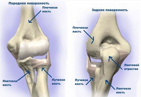 Артрит локтевого сустава – особенности