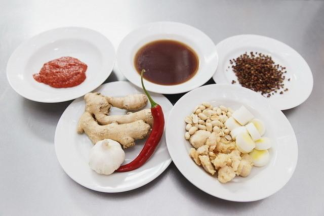 Особенности питания при остеохондрозе