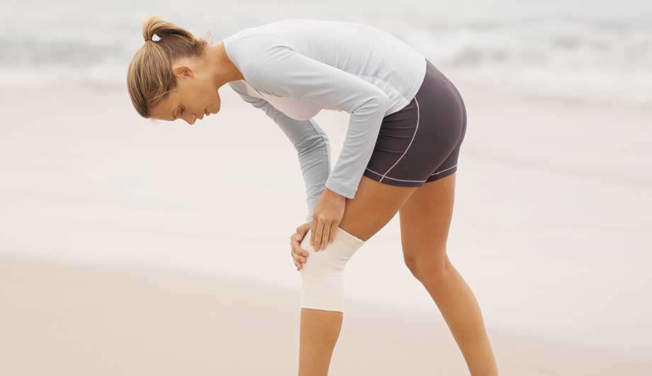 Остеохондроз коленного сустава - лечение