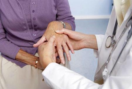 Лечение артрита пальцев рук