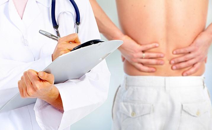 Перелом позвоночника - профилактика