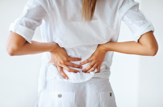 Перелом позвоночника - симптомы